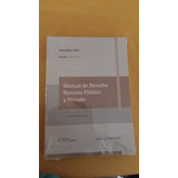 Manual De Derecho Romano Publico Y Privado - Costa
