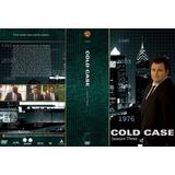 Cold Case - 3ª A 7ª Temporadas Dublado/legendado