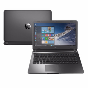 Notebook Hp 14-ap020 Intel Core I3 4gb 500gb Tela Led 14 W10