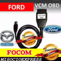 Interface Mazda / Ford / Lincon Escaner Interfaz Obdii Usb