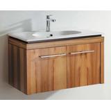 Vanitorio- Mueble De Baño Con Lavamanos Zimt- Wasser