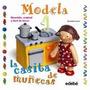 Modela La Casita De Muñecas Con Plastilina; Ber Envío Gratis