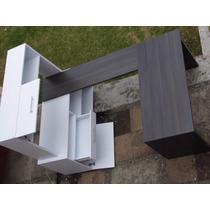 Escritorio Modelo C013, Fabricamos Archiveros Libreros Mesas