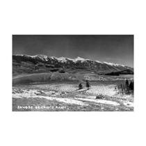 Salida, Co, Sangre De Cristo Mountain Range Photograph Pri