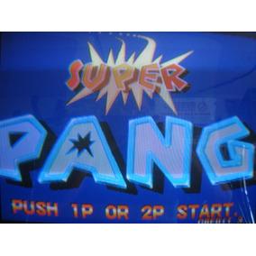 Video Juegos Super Pang Arcade Arcade Jamma