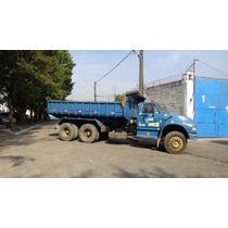 Ford F14000 Ano 98 Basculante Truck Motor Mwm X10