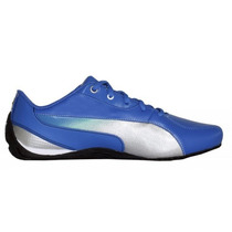 2014 Tenis Puma Drift Cat 5 Mercedes Amg Team Blue Low Gym