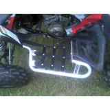 Pisaderas Cuatriciclo Itv Parts Honda Trx 700 Xx C Hebillas