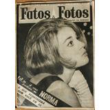 Fatos E Fotos 1961 - Norma Benguel* Os Cafajestes* Muriel