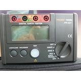 Telurometro Digital Prasek Pr-521