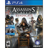Assassins Creed Syndicate Ps4 Dlc Domicilio - Jxr
