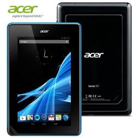 Tablet Acer B1 A71-1,2ghz 8gb Wifi Câmera Gps *100% Original