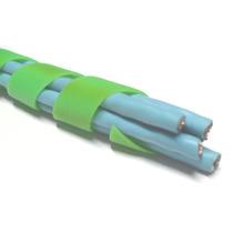 Tubo Espiral Organizador De Cables,manguera, Amarracable