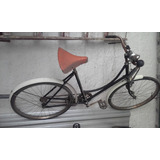 Bicicleta Inglesa De Dama Usada