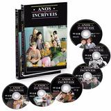 Box Anos Incriveis Dublado 115 Episodios Ed. Colecionador