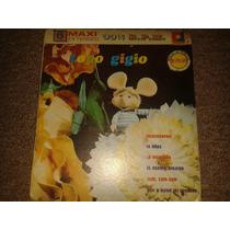 Disco Acetato 45 Rpm De: Topo Gigio