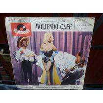 Moliendo Cafe - Ep Compilacion Varios Artistas - Con Tapa
