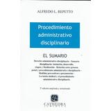 Procedimiento Administrativo Disciplinario Sumario Repetto