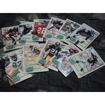Nfl Fan 11tarjetas Power Prospect 93 Diferentes