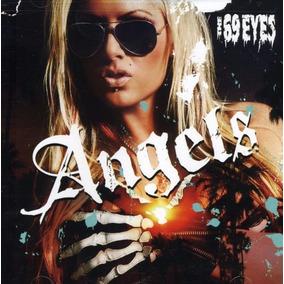 69 Eyes-angels Cd Import