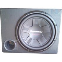 Caixa Sub Pioneer 12 Alto Falante Subwoofer 400w Ts-w311
