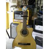 Guitarra Elect.acústica Gracia(c.nylon)-musicaudio