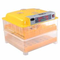 Incubadora Pollos C/ Volteador 96 Huevos Autom 100w 110v Fds