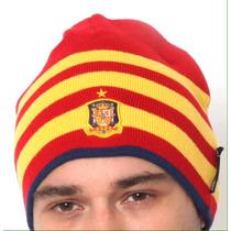 Gorro Selección Española Futbol Soccer Clubes Europeos Unit