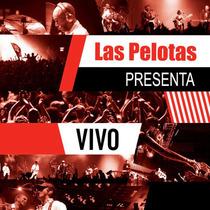 Las Pelotas - En Vivo ( Cd + Dvd ) - Los Chiquibum