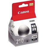 Cartucho Canon Pg210 P/ Impresora Ip2700 Mp140/280/250