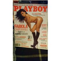 Playboy Adultos Fabiola Campomanes