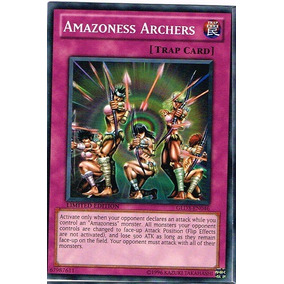 Amazoness Archers - Gld3-en046