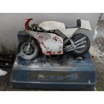 Mini Moto De Park Antiga Com Mecanismo Embaixo Pedal Car