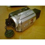 Videocamara Jvc + Bateria Hd 20 Gb. Zoom Opt 32x