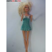 Boneca Barbie Treinadora De Animais - P12