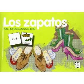 Los Zapatos (pictogramas); María Luisa Carrillo Envío Gratis