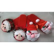 Pantuflas Babuchas Salto De Cama Navidad Hello Kitty Y Mas