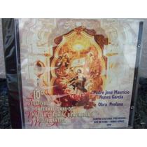 Cd Padre Jose Mauricio Nunes Garcia 10° Fest Obra Profana 99
