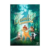 Disney Dvd. Bambi 2 Edición Especial. Español Latino. Nuevo