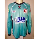 Linda Camisa Kelme Guarani Divinopolis Mg Goleiro #1 2006