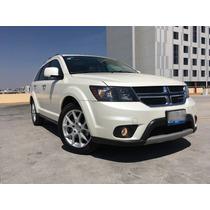 Dodge Journey 2015 Rt Unico Dueño Quemacocos Gps 3 Filas