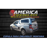 Cupula America Deluxe Base Chevrolet Montana