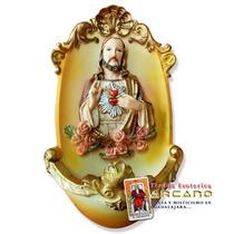 Figura Del Sagrado Corazón De Jesus