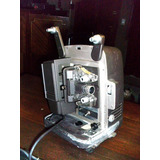 Transferir -proyector Antiguo Bell & Howell Super 8 -