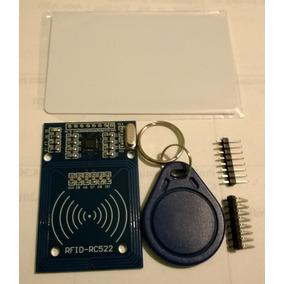 Modulo De Proximidad Lector De Tarjetas Rfid Rc522, Arduino