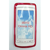 Funda Tpu Silicona Samsung Omnia Hd I8910 Varios Colores