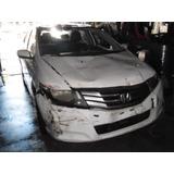 Sucata Honda City 1.5 16v 2010 Automatico Pra Tirar Peças