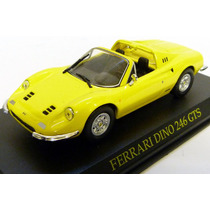 Ferrari Dino 246 Gts Serie Italia Panini Eur 1/43 Ixo Models