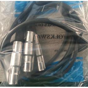 Cables De Bujia Polo , Lupo, Gol , Saveiro, Sportvan.