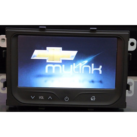 Estereo Multimedia Chevrolet My Link Onix Spin Prisma Bt Usb